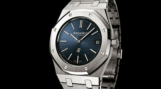 Audemars Piguet Voices : complications et finitions