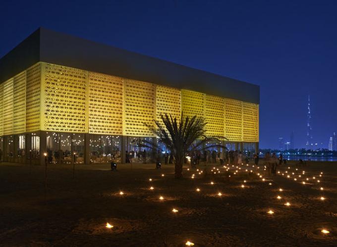 L'incroyable lieu éphémère de Chanel à Dubaï
