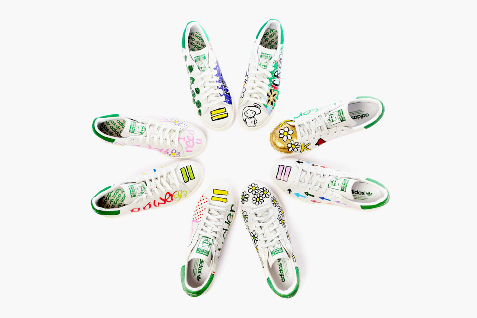 Adidas Stan Smith x Pharrell Williams