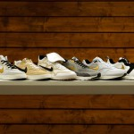Nike gold trophy pack