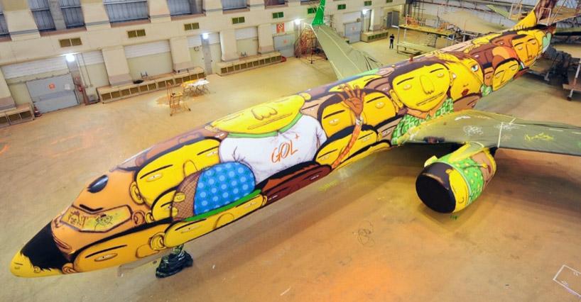 os-gemeos-graffiti-the-brazilian-plane2