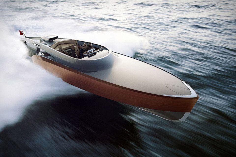 L'Aeroboat par Claydon Reeves
