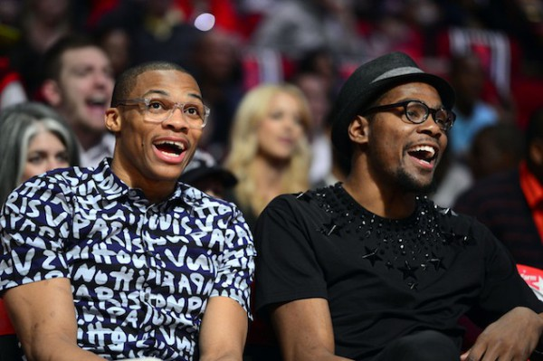 Russell Westbrook Barneys