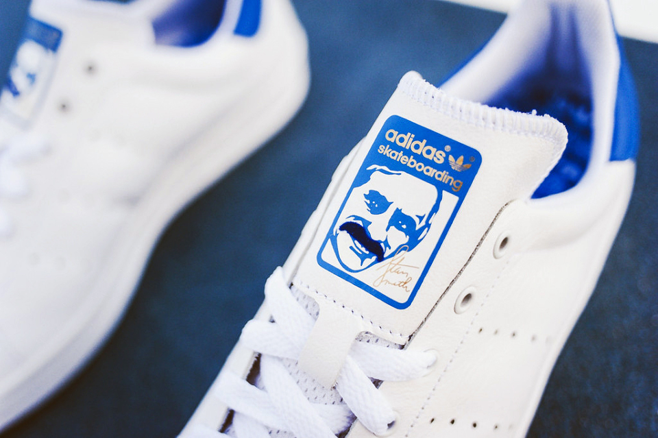 adidas stan smith vulc white royal trends periodical. Black Bedroom Furniture Sets. Home Design Ideas