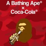Bape x Coca-Cola