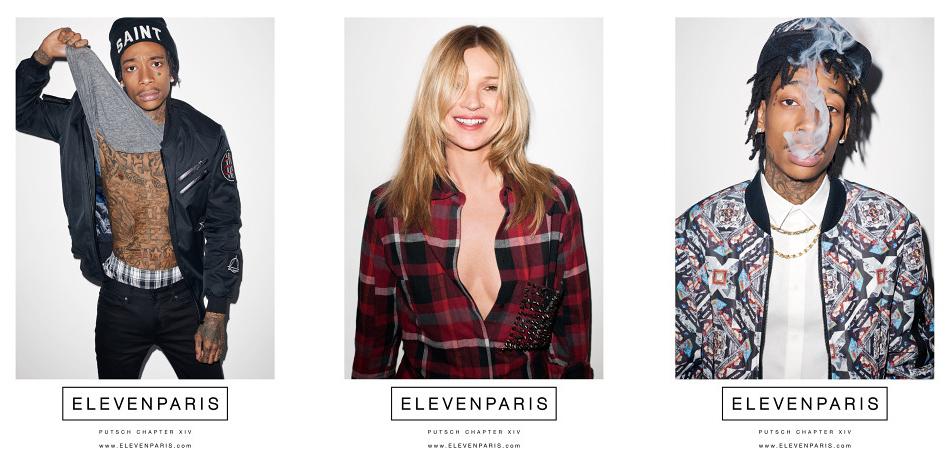 Eleven Paris présente sa collection Automne / Hiver 2014