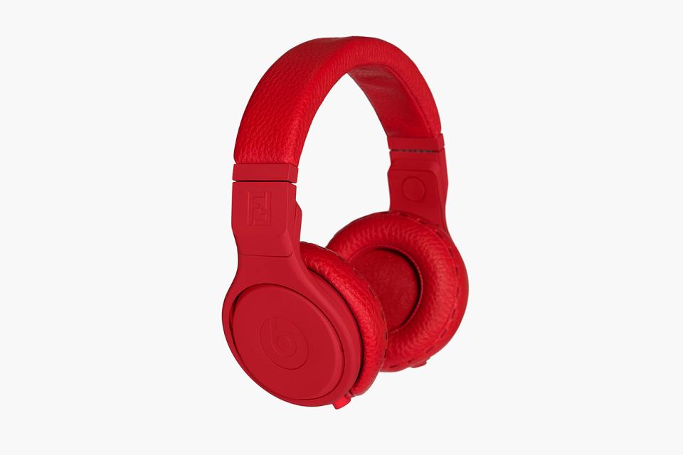 Fendi x Beats by Dre – Le casque revisité par le créateur Italien