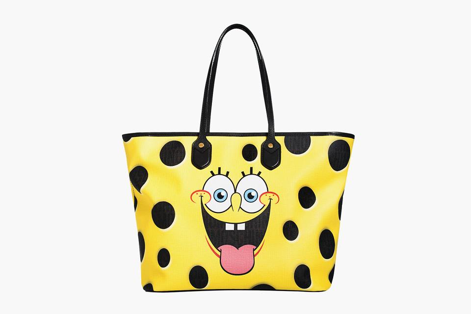 """Jeremy Scott pour Moschino, """"SpongeBob"""""""