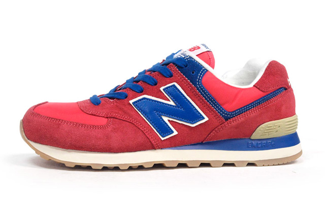 New Balance 574 « Preppy » Pack