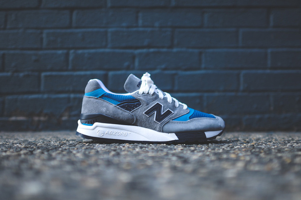 New Balance M998 Authors Pack « Moby Dick »