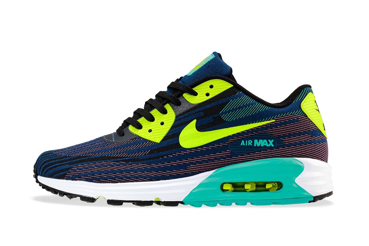 Nike Air Max Lunar 90 Jacquard – été 2014