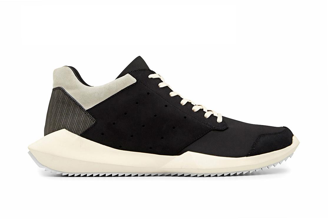 Rick Owens x Adidas – 2014 Spring/Summer Tech Runner