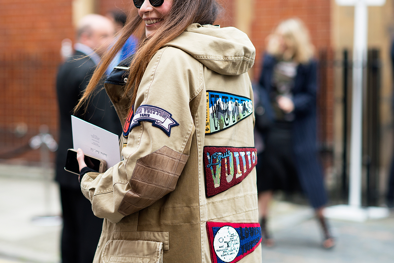 PHOTOGRAPHIES – Street Style in London Part.II