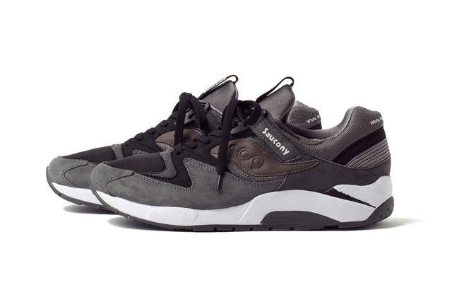 White Mountaineering x Saucony – Grid 9000