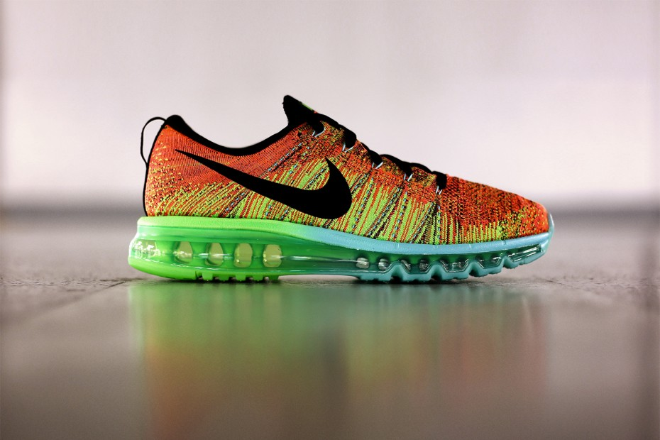 Nike Flyknit Air Max «Multicolor»