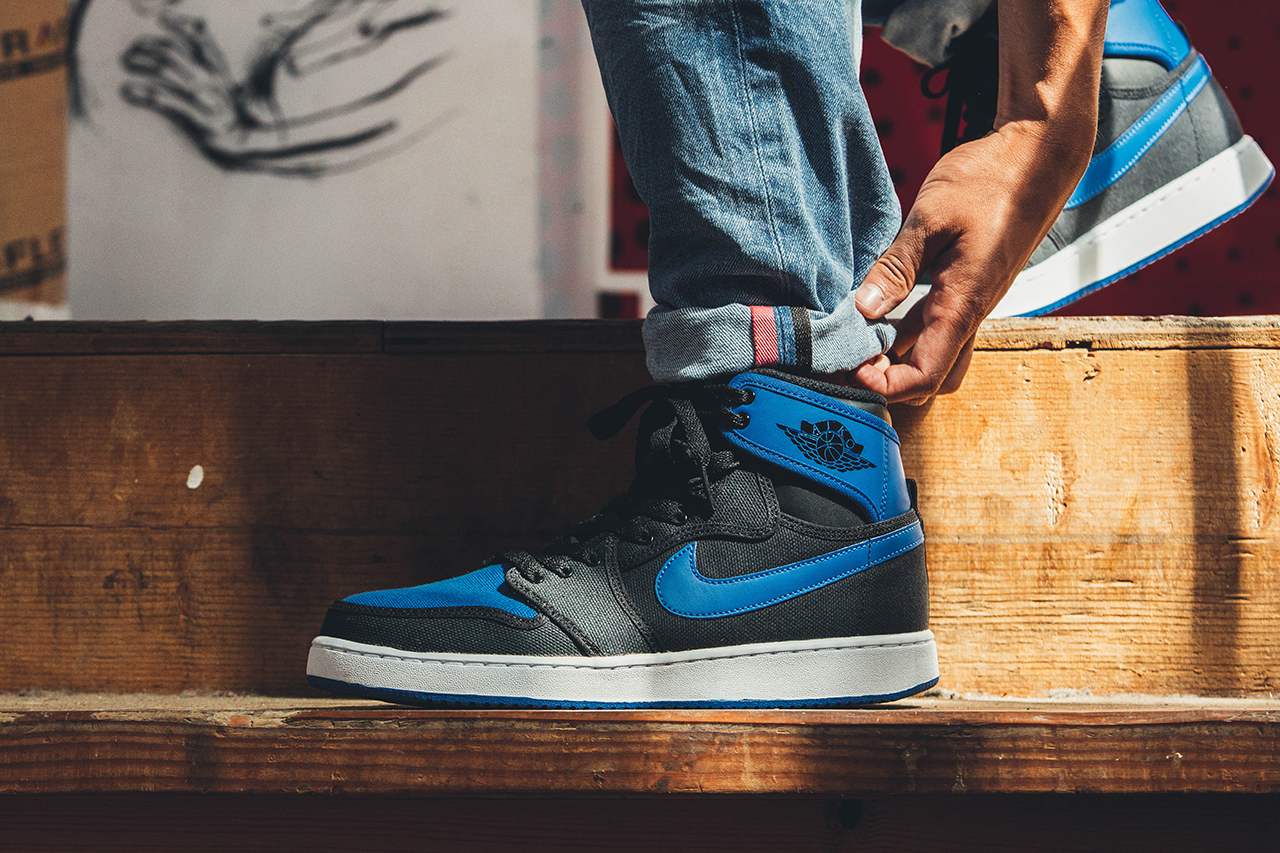 Air Jordan 1 KO Royal Blue