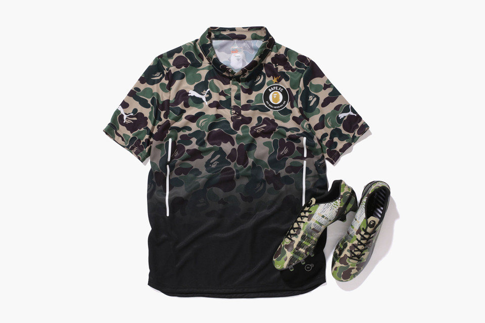 Bape FC Puma