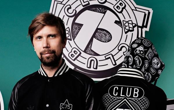 Club 75 x Adidas Originals collection capsule 2014