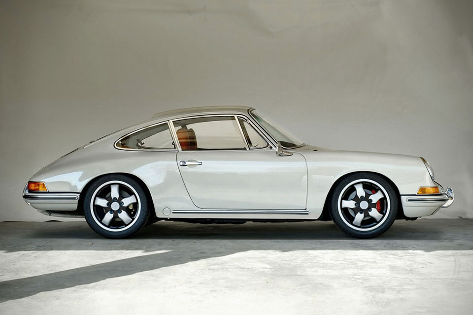 Porsche 912 de 1968