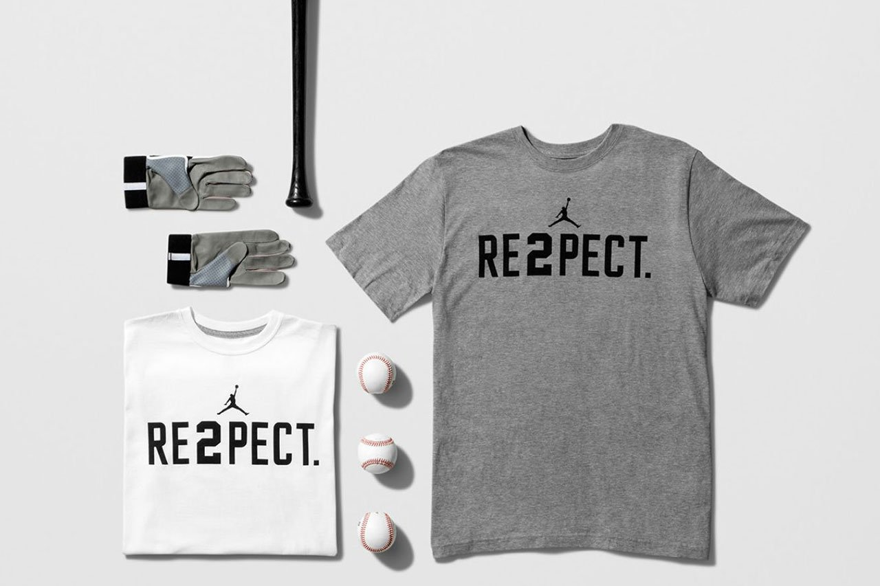 Derek Jeter « RE2PECT » Collection