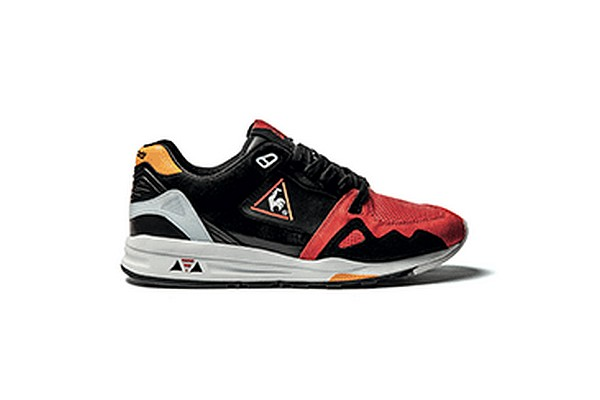 Le Coq Sportif x Highs and Lows : La danse des cygnes !