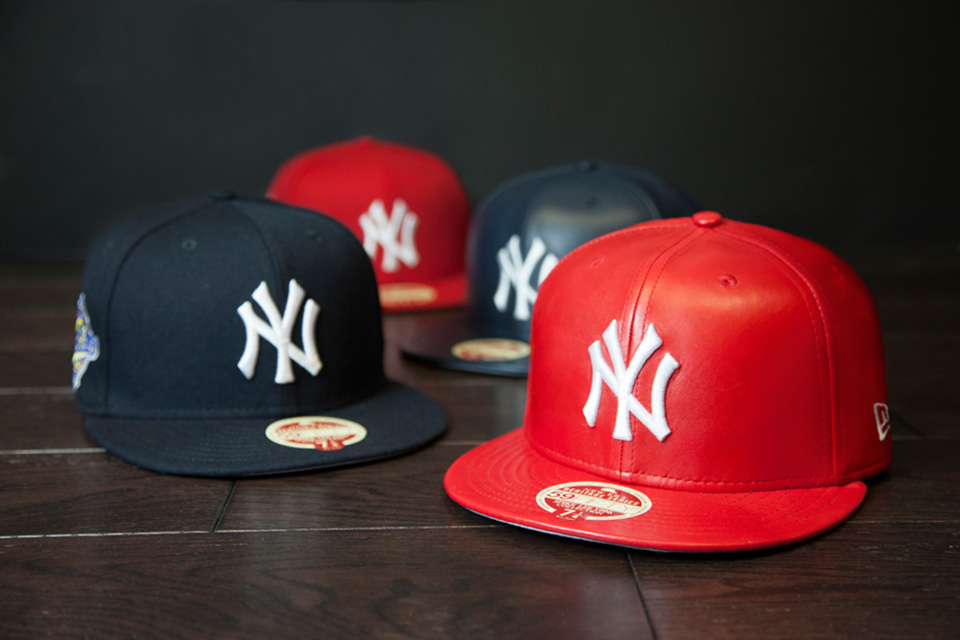 New Era x Spike Lee : Collection «1996»