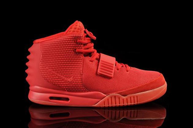 Que feriez-vous devant une paire de Nike Air Yeezy 2 «Red October» ?