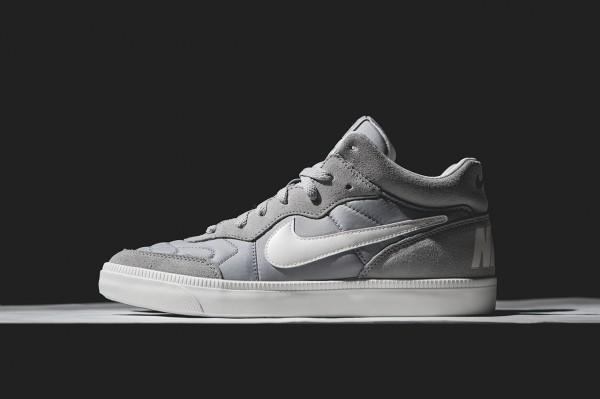 Nike Sportswear Tiempo Trainer Mid Wolf Grey