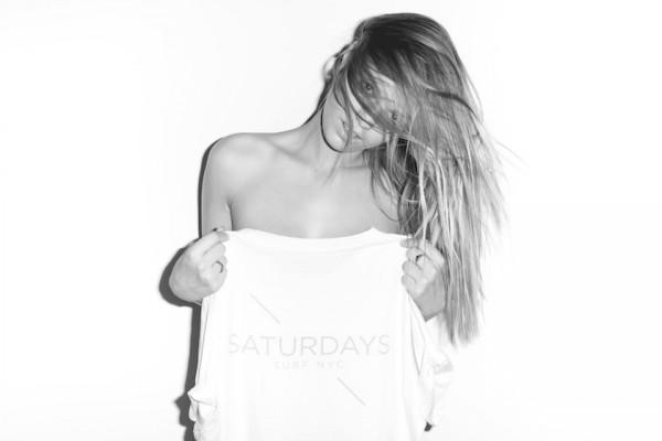 "Saturdays NYC x SOTO Berlin ""Tonal"" T-Shirt Pack"