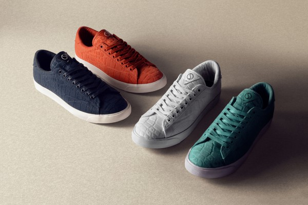 Size? x Nike tennis court surfaces pack