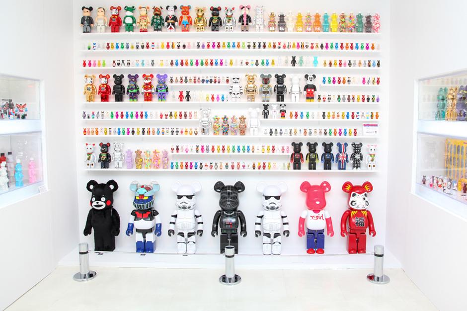 Medicom Toy : Exhibition annuelle à Tokyo 2014