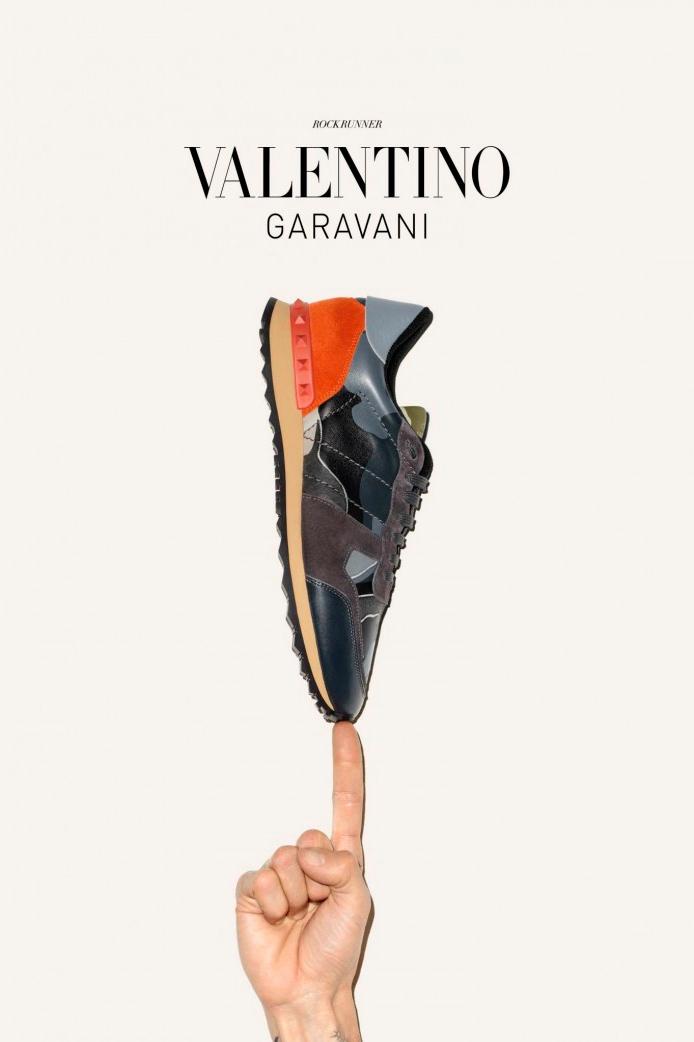 Valentino x Terry Richardson sneakers 2014