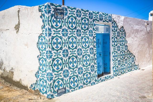 Djerbahood ou l'histoire d'un village devenu musée