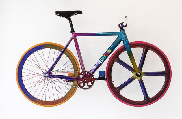 Cinelli x Jean-Luc Moerman Fixed Gear Bikes