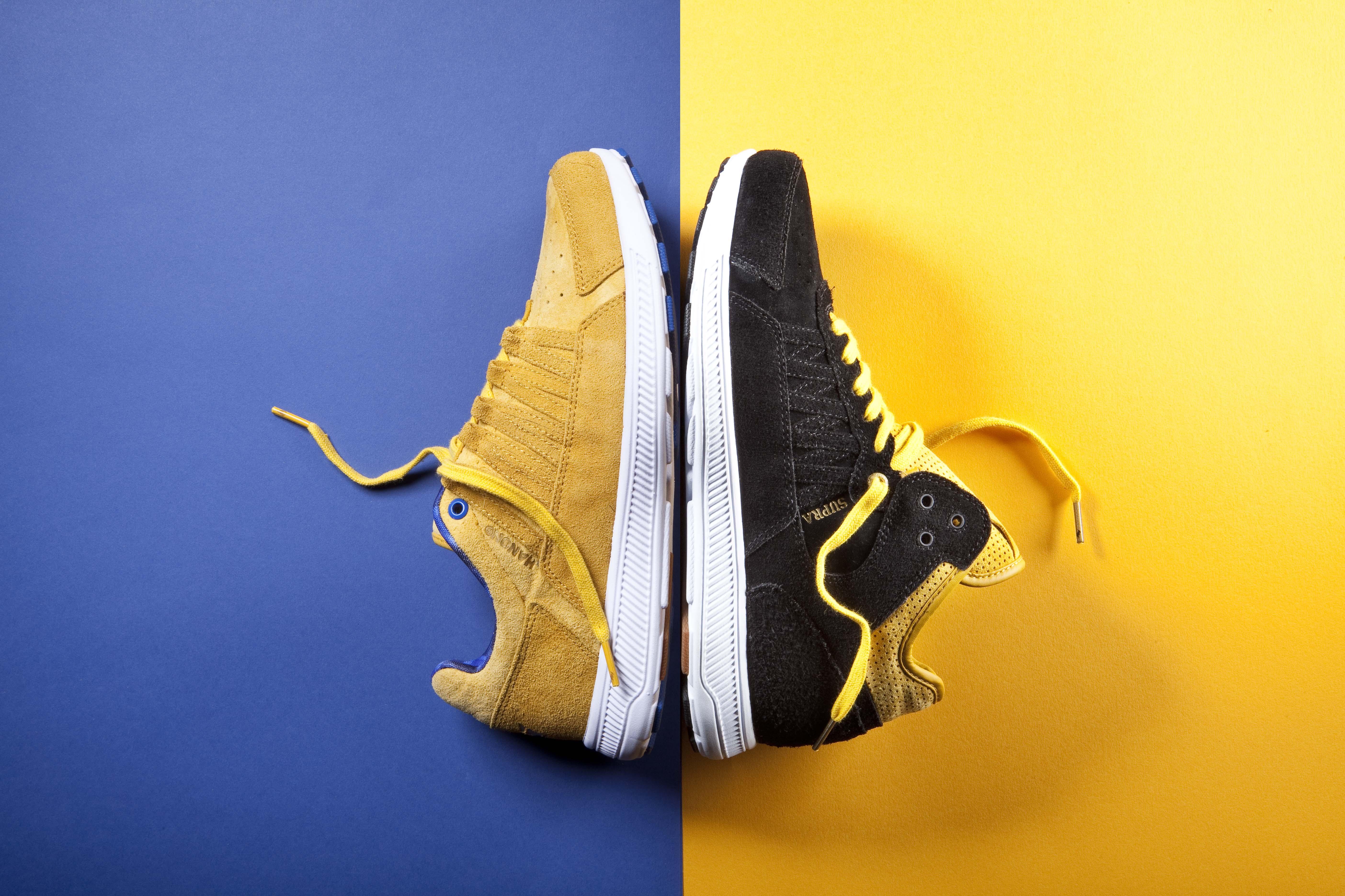 Supra collabore avec Hanon pour deux sneakers inédites