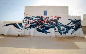 Street Art Djerbahood Pantonio