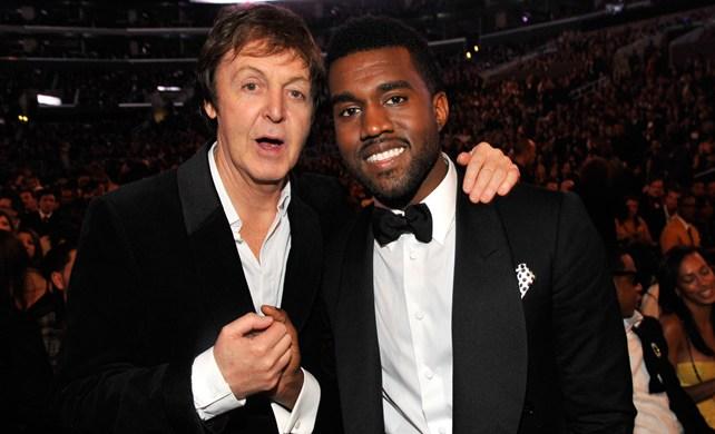 Kanye West et Paul McCartney pour une prochaine collaboration ?