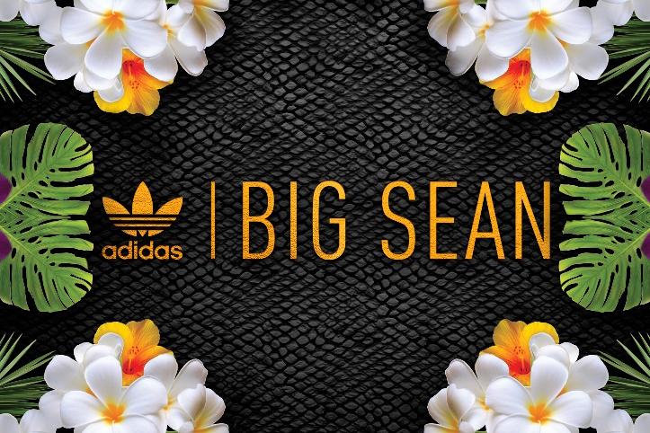 Big Sean & Adidas Originals annoncent une collaboration pour l'automne
