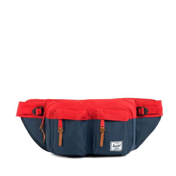 Herschel Eighteen Hip Pack Navy Red