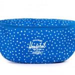Herschel Sixteen Hip Pack Cobalt Polka Dot