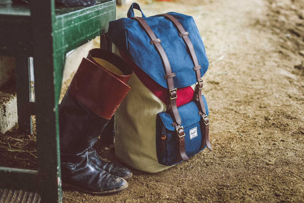 Herschel Supply co. , collection automne / hiver 2014