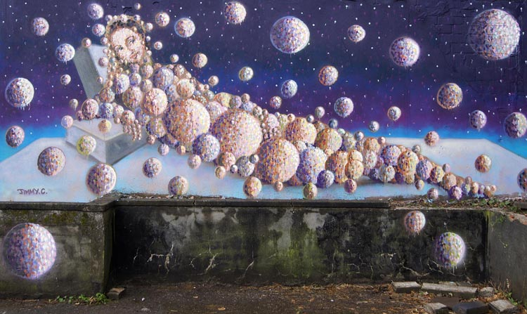 Jimmy C Graffiti