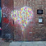 Jimmy C Graffiti Heart