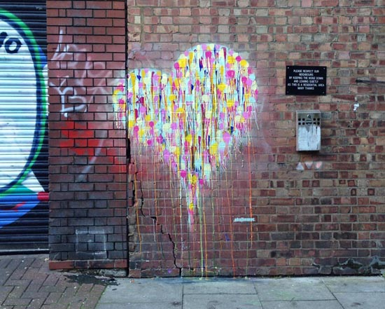 Jimmy C : maître du pointillisme urbain