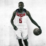 Nike Basketball tenue Team USA