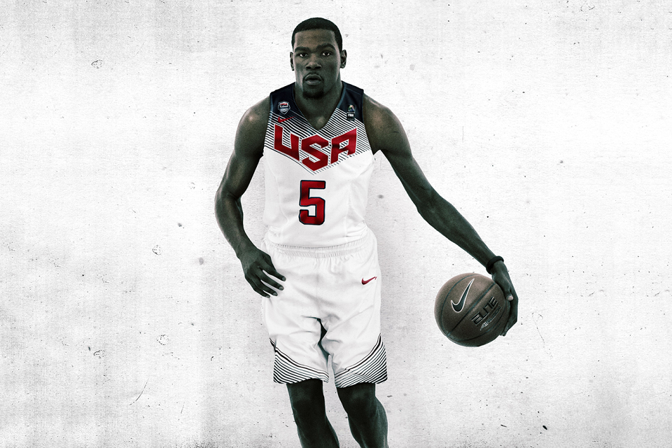 Nike Basketball tenue Team USA