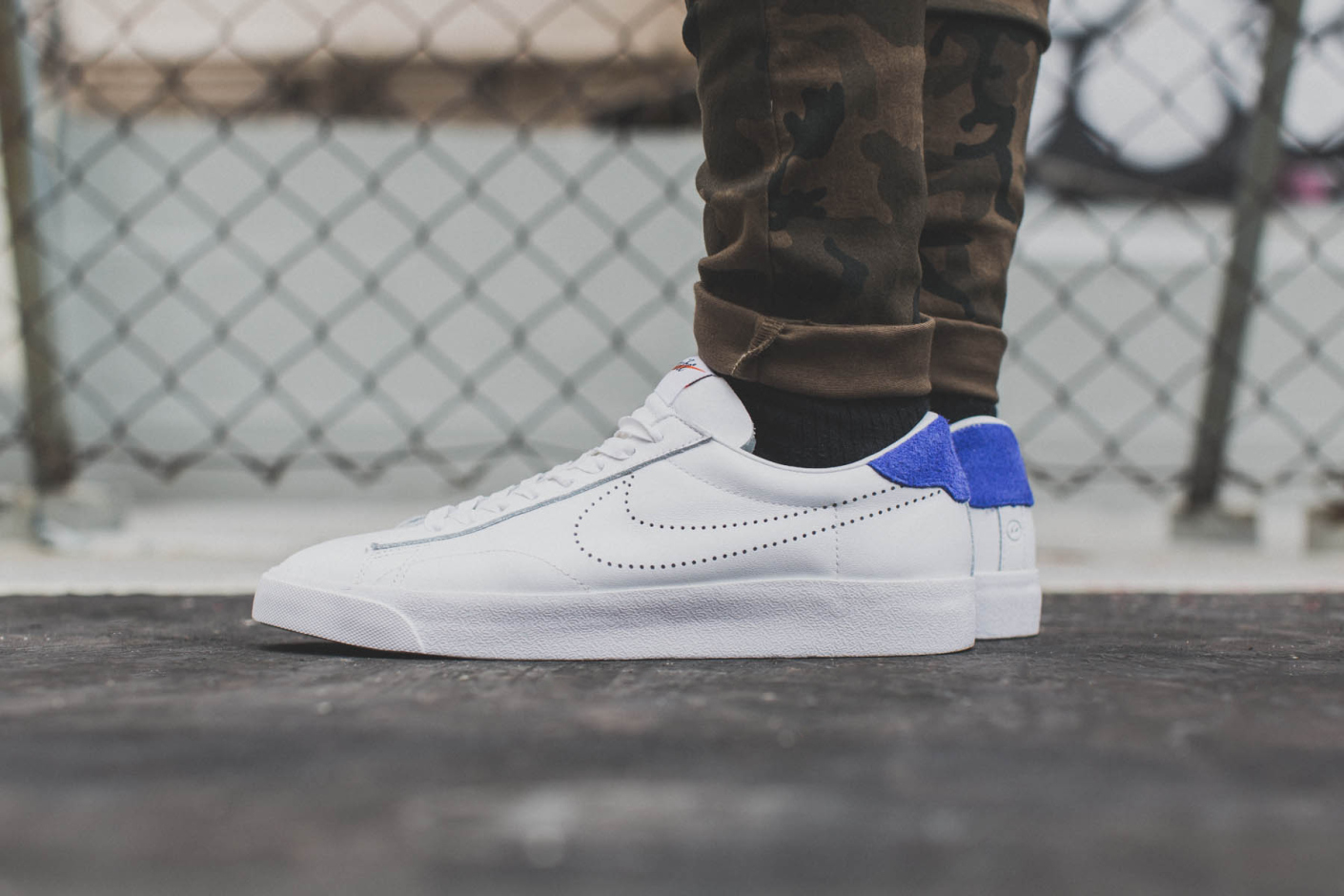 Fragment Design x Nike Tennis Classic SP