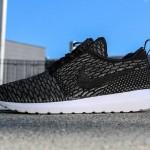 Nike Roshe Run Flyknit Black Sequoia