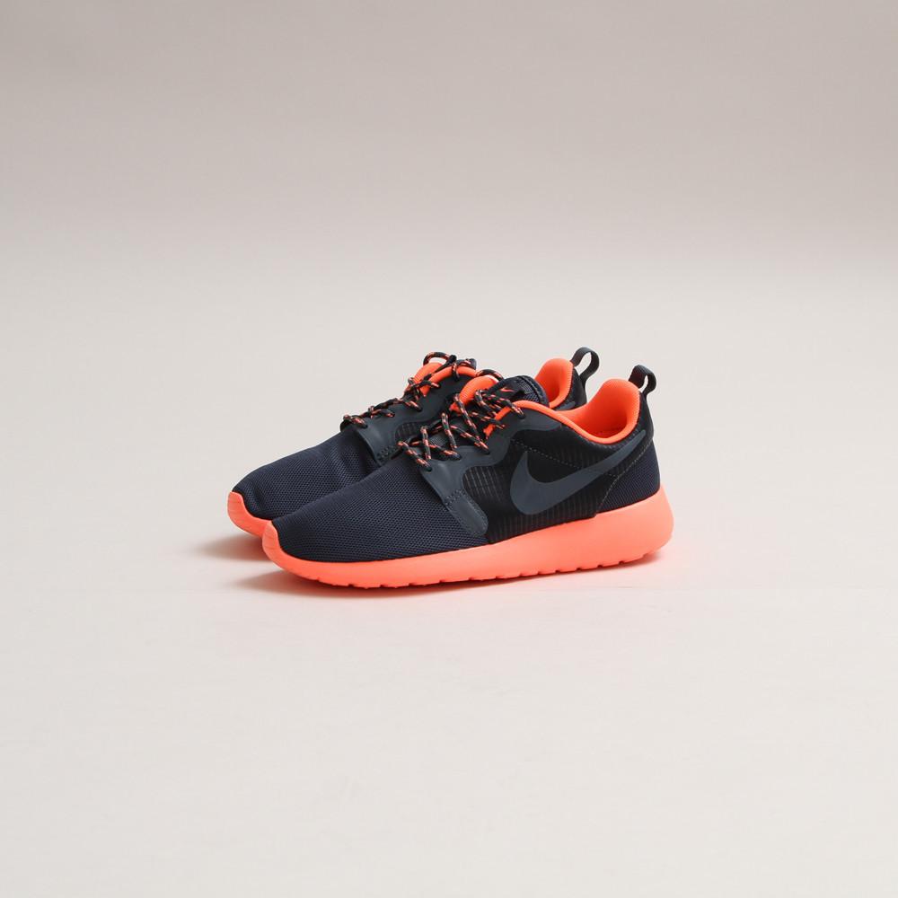 Nike Roshe Run HYP bright mango / dark magnet grey