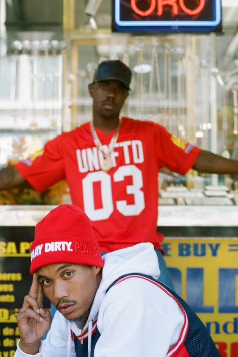 Undefeated collection automne 2014